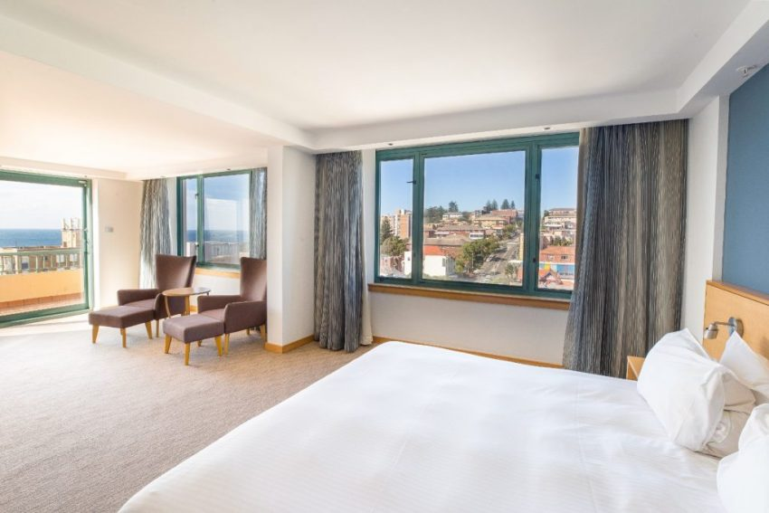 Hotel Guest Room | Crowne Plaza Coogee Beach
