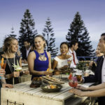 Corporate Cocktail Event_Oceans Terrace_Crowne Plaza Coogee Beach