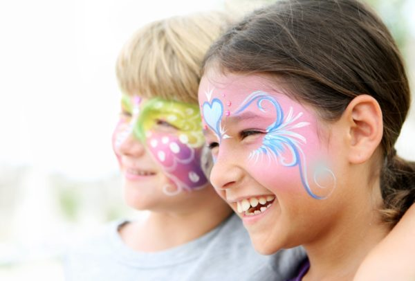 Face Painting_School Holidays Program_Crowne Plaza Coogee Beach