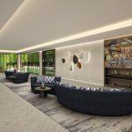 Hotel Lobby Design - Crowne Plaza Coogee Beach Sydney