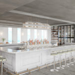 Lobby Bar Design - Crowne Plaza Coogee Beach Sydney