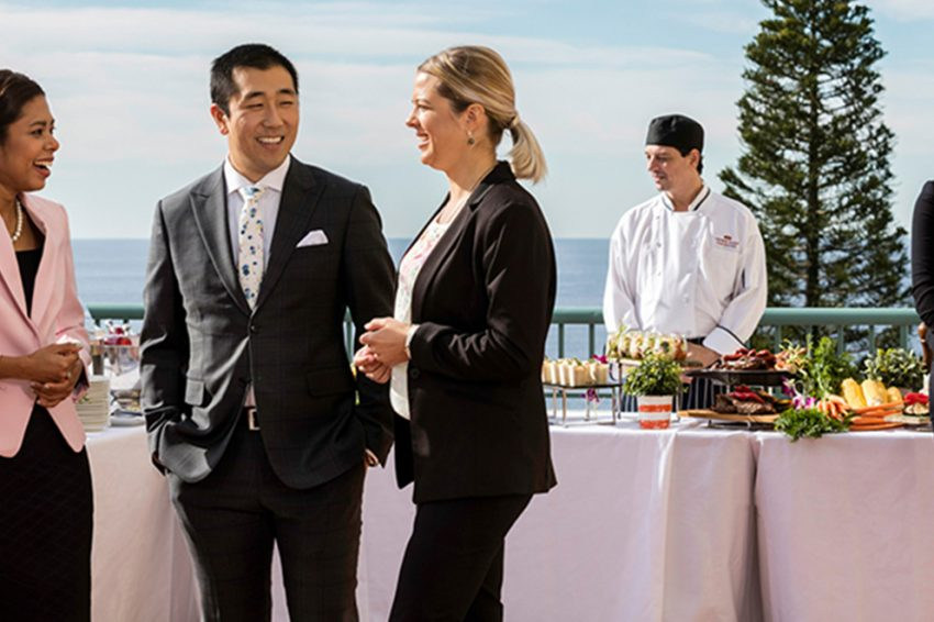 Crowne Plaza Coogee Beach, Sydney meetings and events