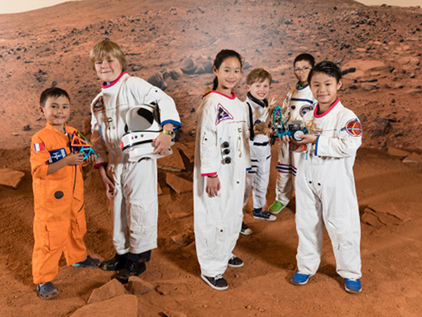 School Holidays program at Powerhoue Museum