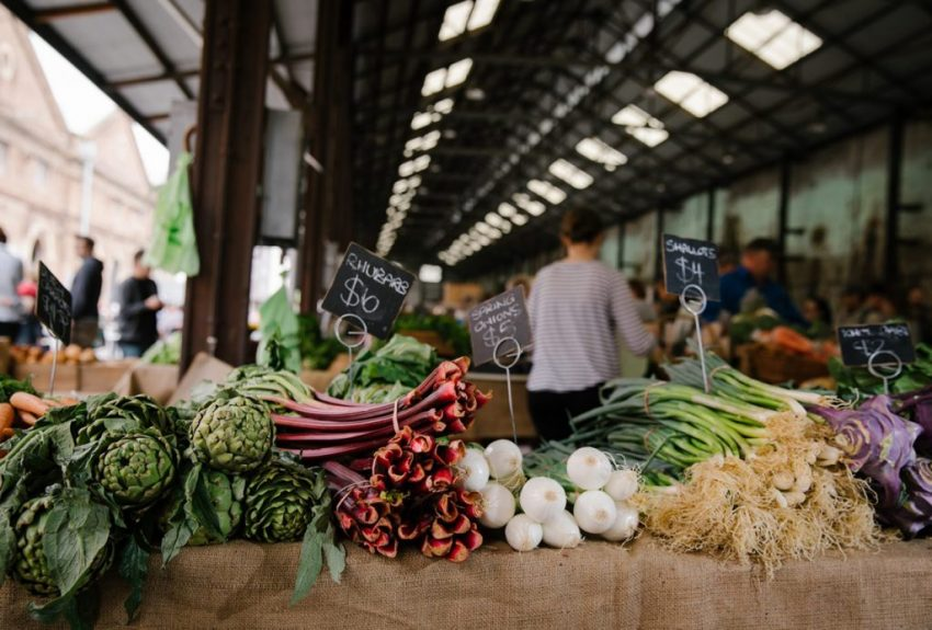 Carriageworks Farmers Market - Carriageworks