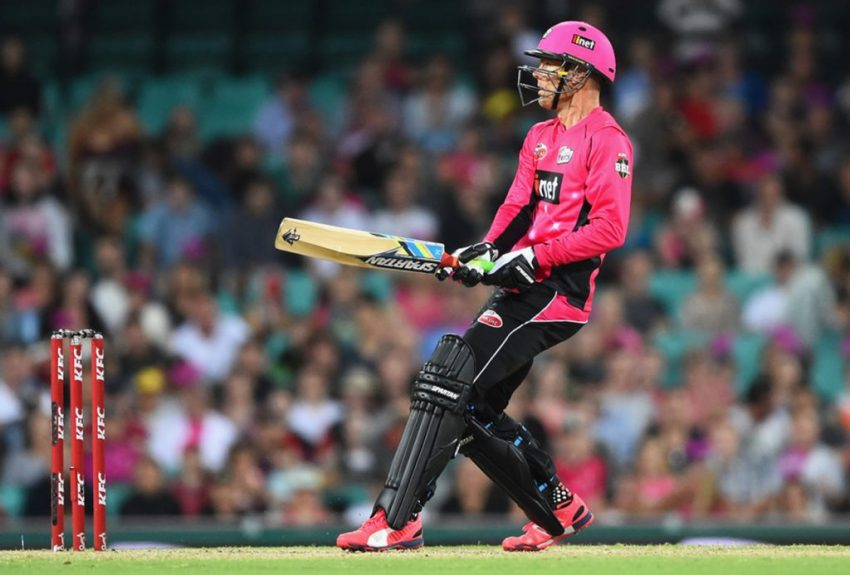Johan Botha Photos - Big Bash League - Sydney Sixers