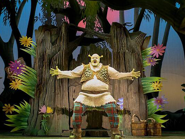 Shrek The Musical at the Sydney Lyric Theatre, The Star