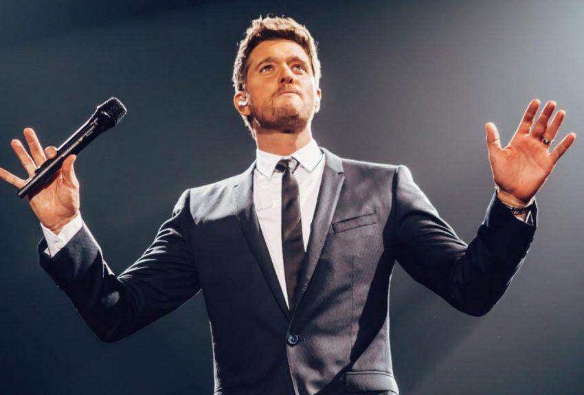 Michael Buble Sydney 2020 Tour