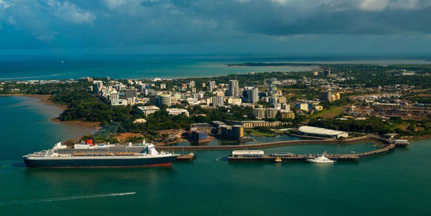 Sydney Harbour view via Motor Home Republic