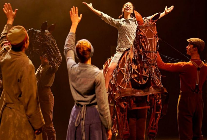 War Horse production featured at the SYdney Lyric Theatre