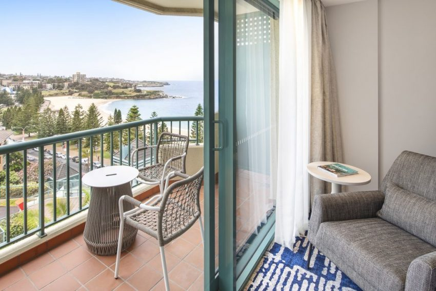 Ocean View Room | Crowne Plaza Sydney Coogee Beach