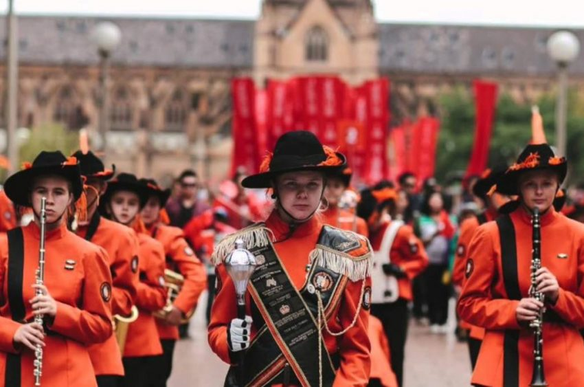 Sydney Easter Parade & Family Day on Rise & Shine