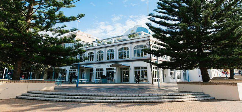 White building sydney