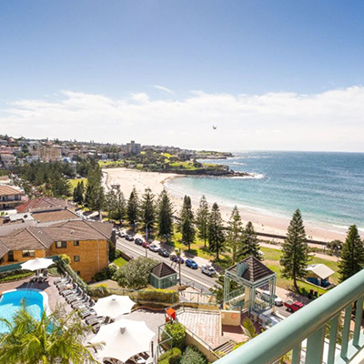 King Ocean View Room │ Crowne Plaza Sydney Coogee Beach