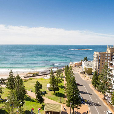 Twin Ocean View │ Crowne Plaza Sydney Coogee Beach