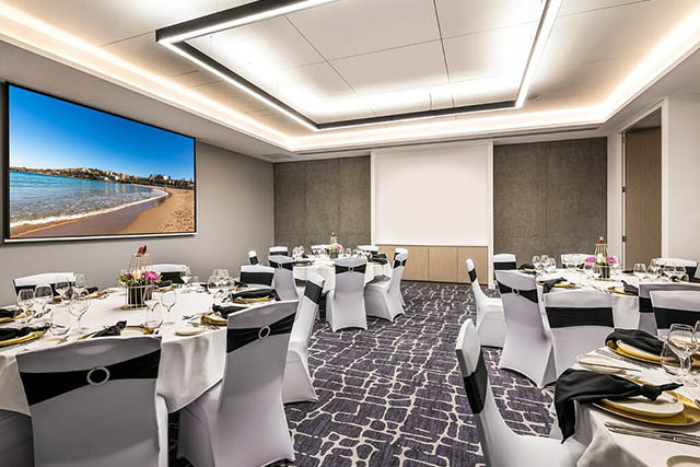 Clovelly Function Room │ Function Room Sydney │ Crowne Plaza Sydney Coogee Beach