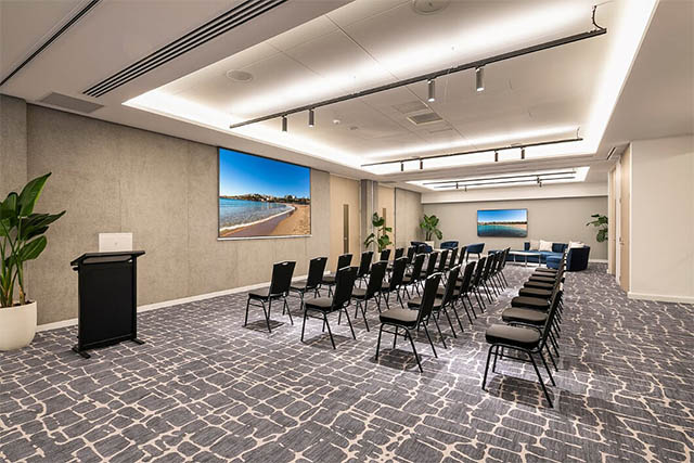Coogee Function Room │ Crowne Plaza Sydney Coogee Beach