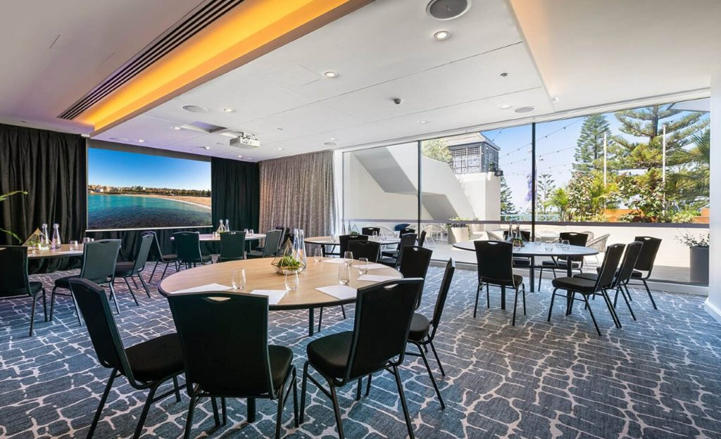 Centennial Function Room │ Crowne Plaza Sydney Coogee Beach