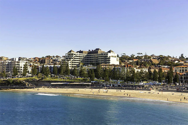 Coogee hotel - Crowne Plaza Syney Coogee Beach