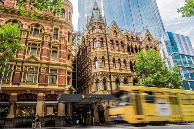 InterContinental Melbourne The Rialto: Luxury Melbourne Hotel