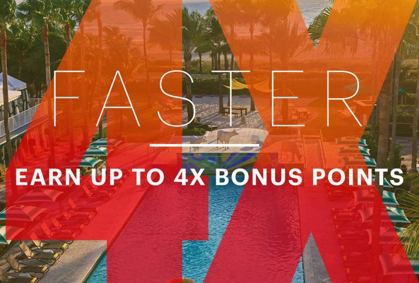4X Bonus Points at IHG® Rewards Club loyalty program