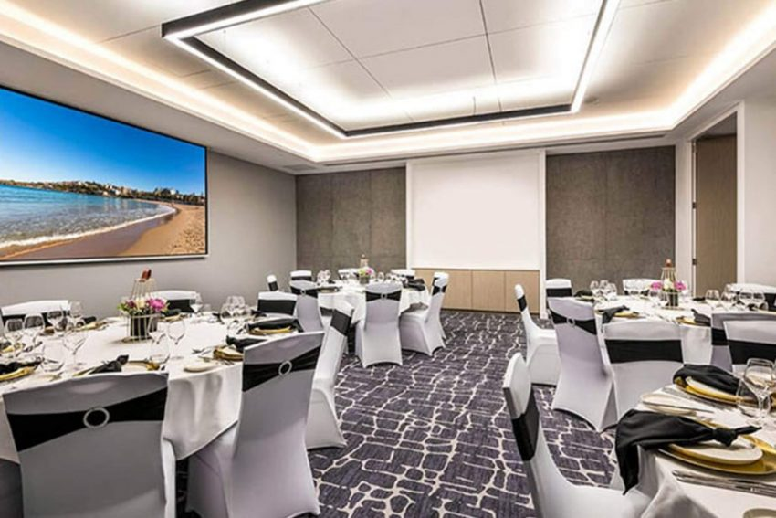 Clovelly Function Room│Crowne Plaza Sydney Coogee Beach