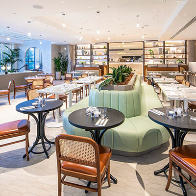 Shutters Restaurant dining & drinks at Crowne Plaza Sydney Coogee Beach
