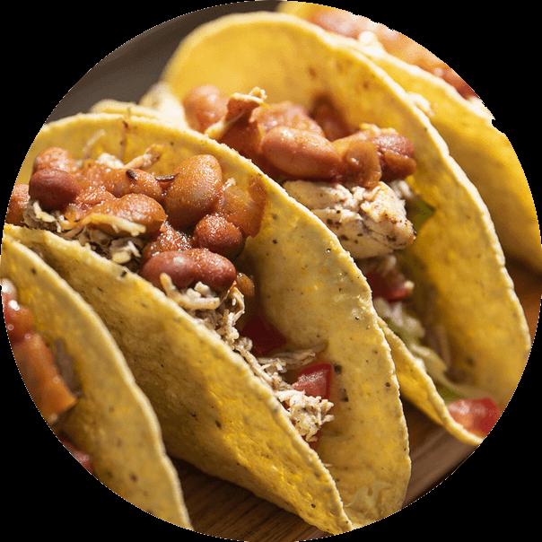 Authentic street tacos ╽Oceanfront Restaurant ╽Shutters Restaurant
