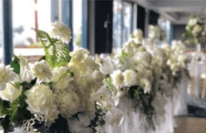 Experienced event florists, event planning Sydney