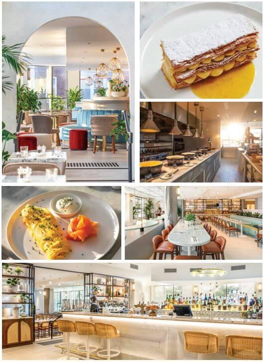 Shutters Restaurant at Crowne Plaza Sydney Coogee Beach