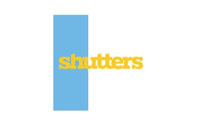 Shutters Restaurant logo, Crowne Plaza Sydney Coogee Beach