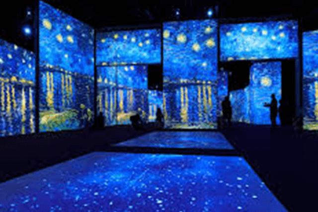 Van Gogh Exhibition in Sydney