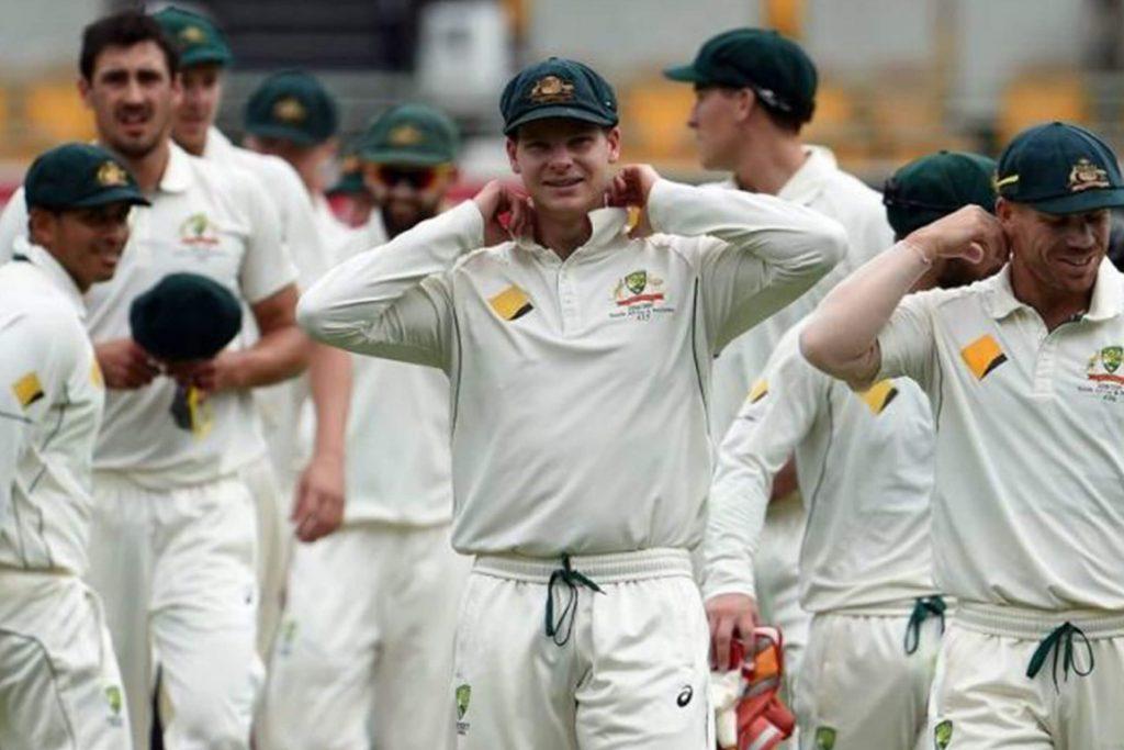 Australia v NZ 2019 at Sydney Cricket Ground