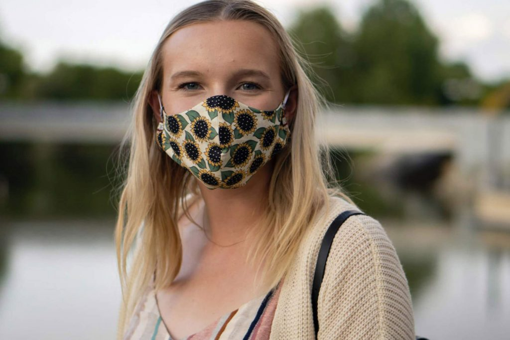 Mandatory wearing of face masks in NSW