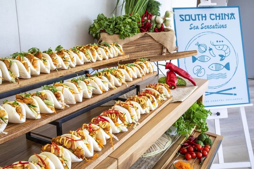 Day Delegate Package - South China Sea menu – Fresh Bao Station