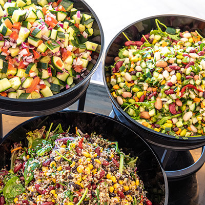 Conference catering at Crowne Plaza Sydney Coogee Beach