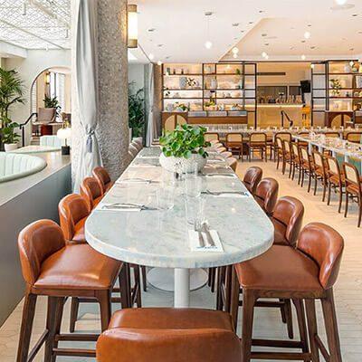 Shutters Restaurant in Coogee Beach