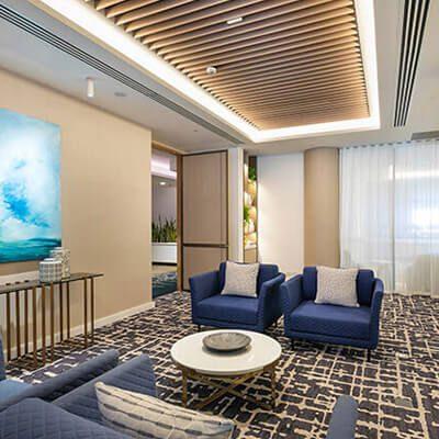 Studio Lounge at Crowne Plaza Sydney Coogee Beach