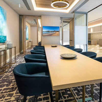 The Studio Boardroom at Crowne Plaza Sydney Coogee Beach