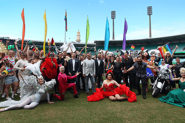 2021 Mardi Gras hosted at the SCG